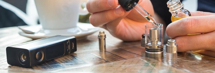 Cigarettes électroniques faire liquide