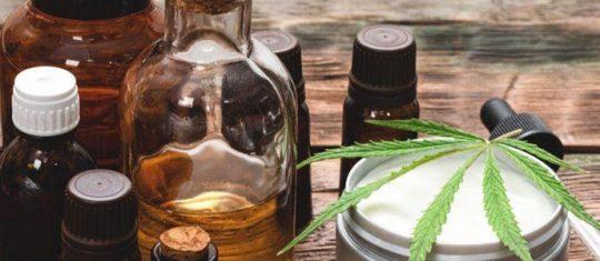 Produits biologiques à base de CBD